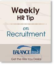 Recruitment Tip