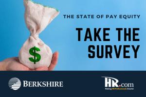 Berkshire and HR.com Pay Equity Survey