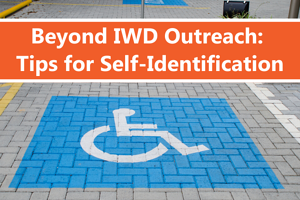 Beyond IWD Outreach Tips for Self-Identification