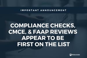 FY19 Scheduling List Update