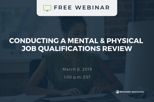 Mental Physical Qualifications Review Blog