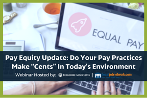 Pay Equity LJN Webinar Blog