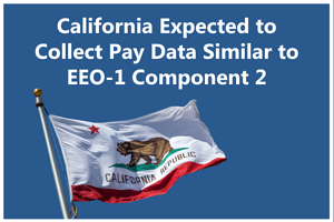 California Expected to Collect Pay Data Similar to EEO1 Component 2