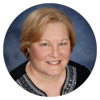 Cindy Karrow 2021 Circle Frame Headshot