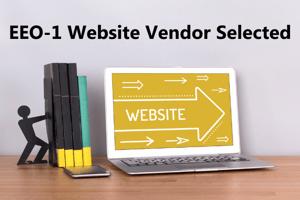 EEO-1 Website Vendor Selected