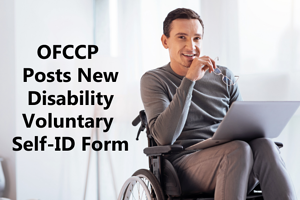 New Disability Self Identification
