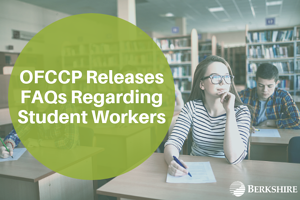 OFCCP FAQ Student Workers