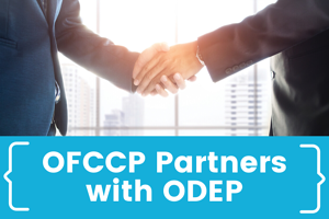 OFCCP Partners with ODEP