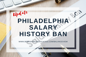 Philly Salary History Ban