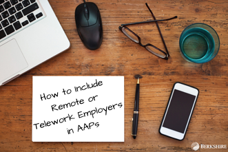 Remote Telework AAPs Blog