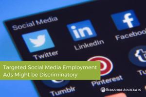 Social Media Employment Ads