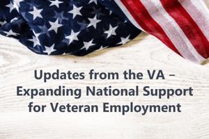 Updates from the VA