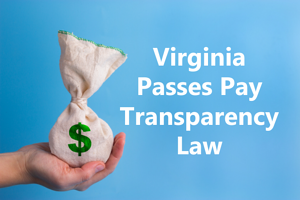VA passes pay transparency law