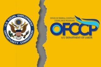 ofccp and eeoc merger stalled