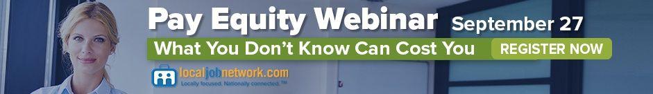 Pay Equity Webinar from Berkshire Associates