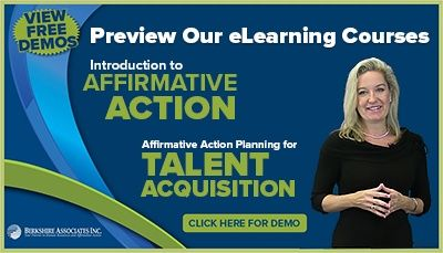 Affirmative Action training