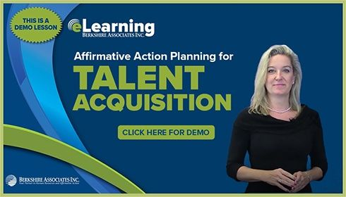 affirmative action elearning course