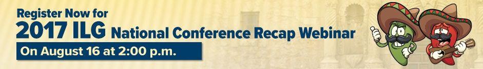 2017 ILG national conference recap webinar from Berkshire Associates