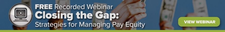 Closing the Gap: Strategies for Managing Pay Equity