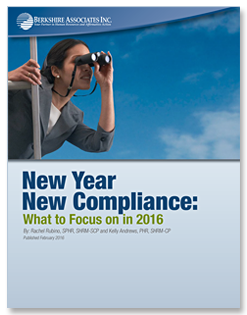 New Year New Compliance