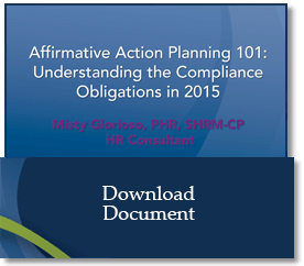 Affirmative Action Planning