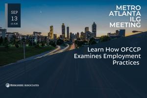 Metro Atlanta ILG Meeting