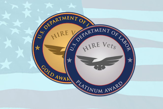 OFCCP Opens Consideration for Vets Hiring Recognition Awards