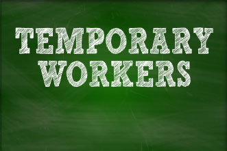 How to Handle Temporary Staff in Your AAP
