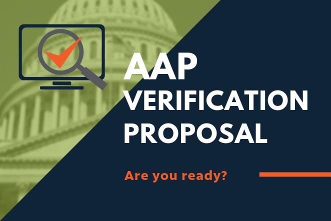 OFCCP AAP Verification Proposal Coming Soon—Are You Ready?