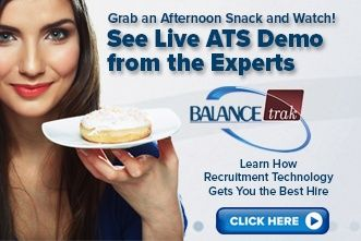 Save Your Seat! Live ATS Demo Today at 2pm.