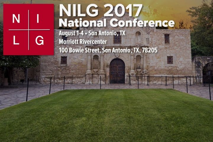 ILG National Conference in San Antonio August 1-4