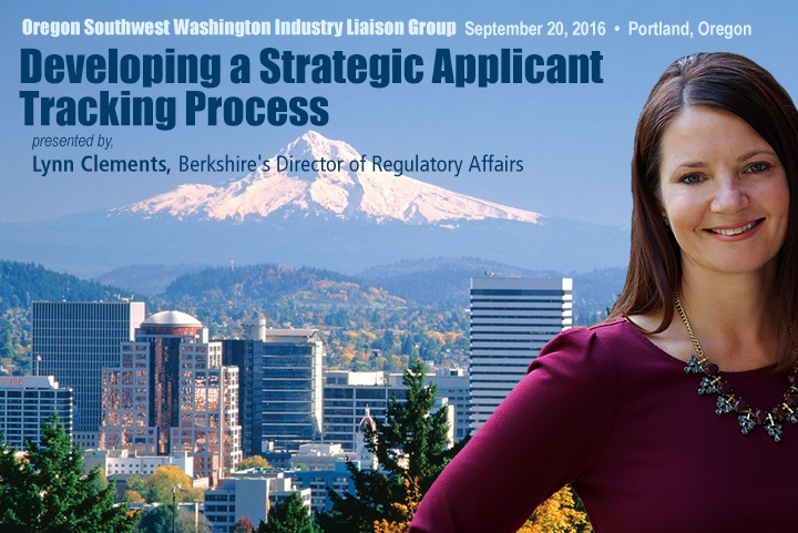 Lynn Clements Speaks on Sourcing Applicants at Oregon Southwest Washington ILG Event