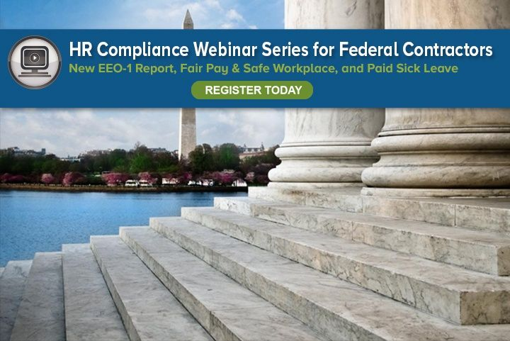 How to Implement the New Paid Sick Leave Requirements: Free Webinar on November 30