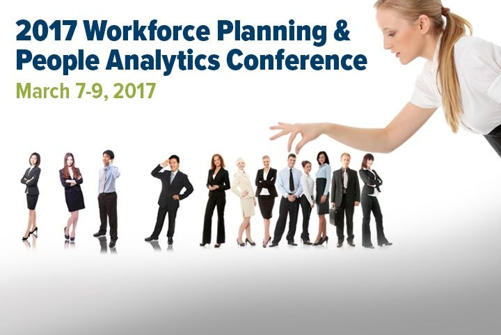 2017 Workforce Planning and People Analytics Conference