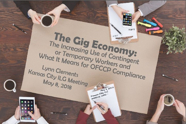 """Berkshire Compliance Expert to Share Insight on OFCCP Compliance in the """"Gig"""" Economy During Kansas City ILG Meeting in May"""